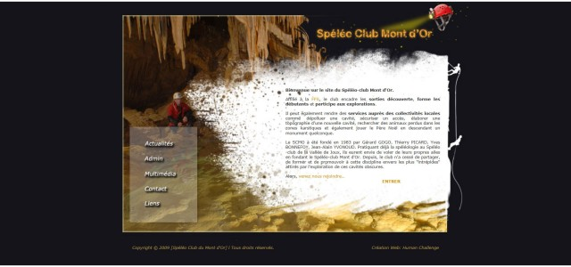 Spéléo Club Mont d'Or